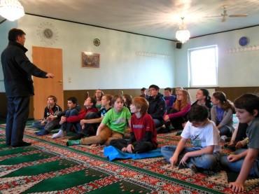 Besuch der Wittlicher DITIB Moschee