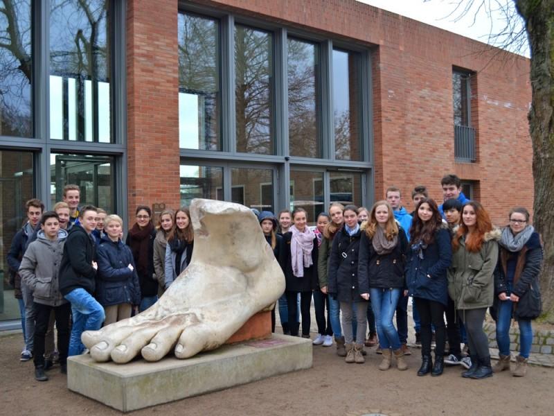 Exkursion nach Trier