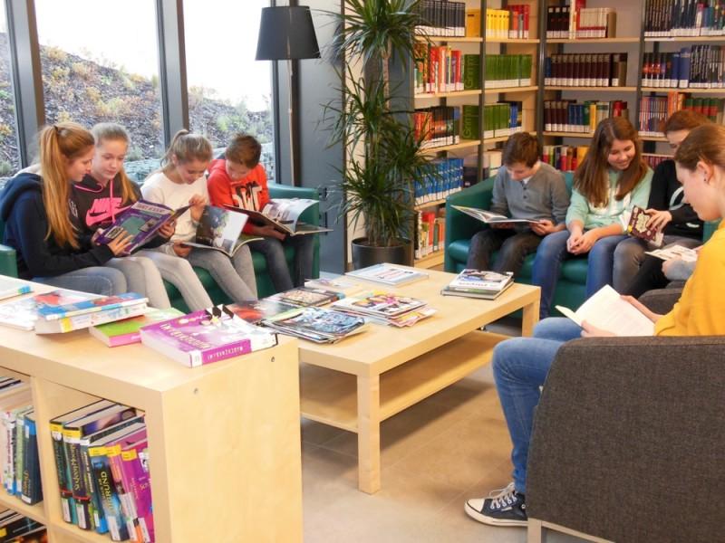 Büchertauschbörse für die 5.-7. Klassen