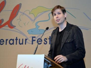 Erfrischend, einfach, ehrlich – Autorenlesung mit Daniel Kehlmann