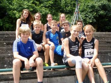 Kreismeisterschaften in Leichtathletik