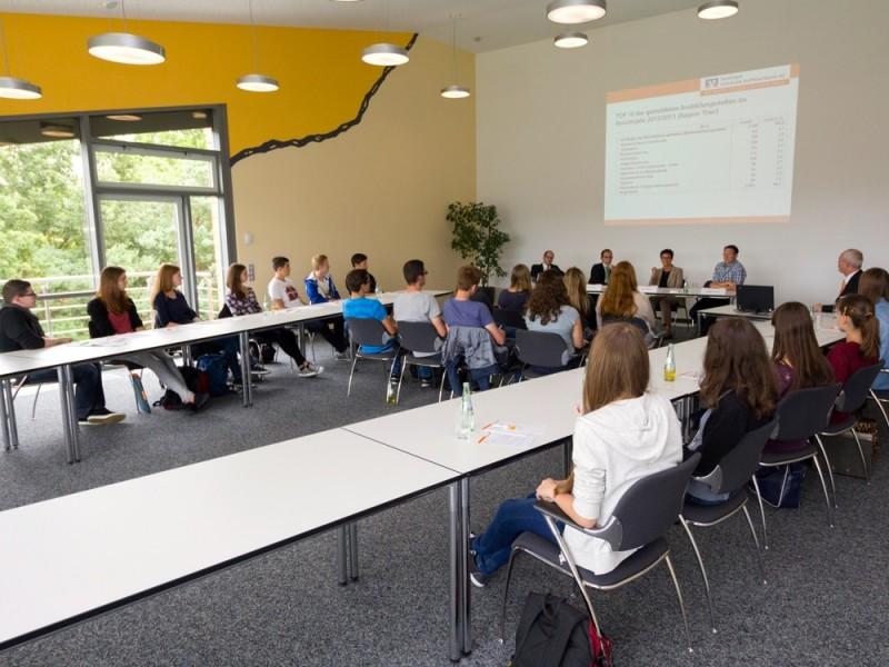 2. Schüler-Presse-Konferenz mit der VVR