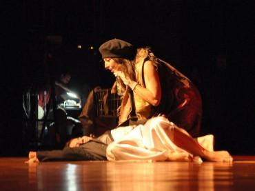 """Theaterstück """"Drogen: von Gras bis Crystal"""""""