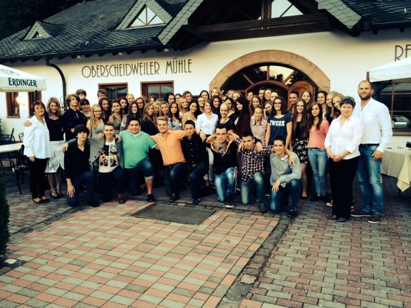 Schüleraustausch mit dem Vajda Péter Gymnasium Szarvas