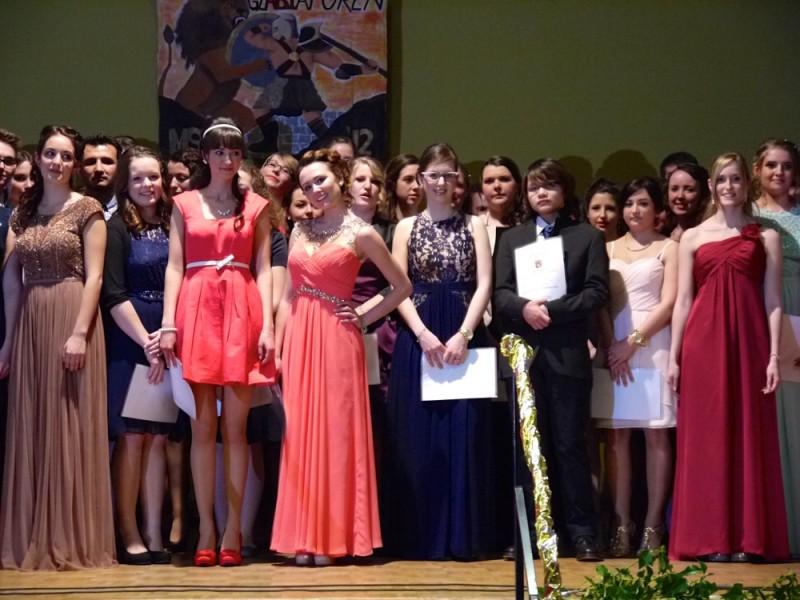 Abiturfeier 2015
