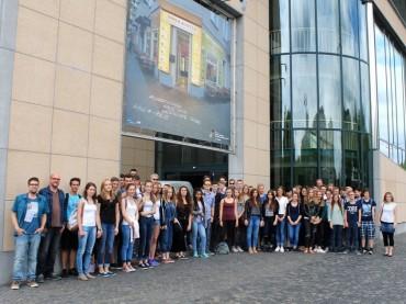 Politisch-historische Exkursion der zehnten Klassen nach Bonn