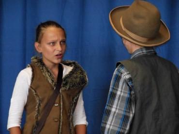 """""""Diener zweier Herrn"""" – Theateraufführung an unserer Schule"""