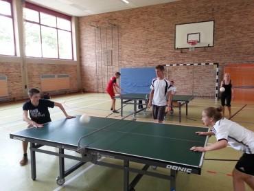 Headisturnier – Tischtennis ganz anders