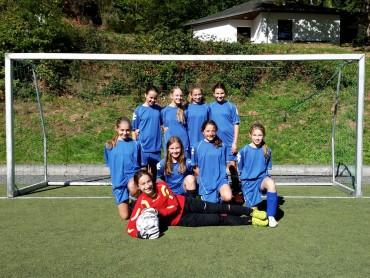 "Klasse Erfolg bei ""Jugend trainiert für Olympia"" – 1. Platz belegt"