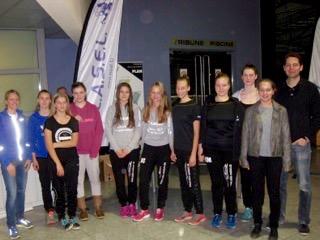 Internationales Handballturnier in Luxemburg