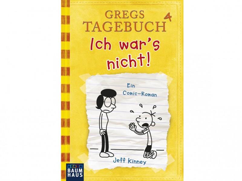 """Warum mögen eigentlich so viele Kinder """"Gregs Tagebuch""""?"""