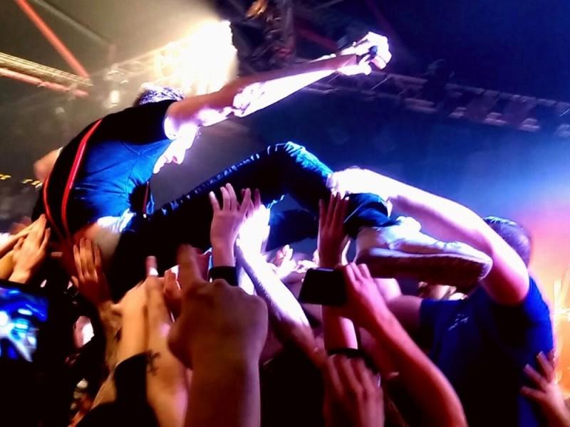 Konzertbericht: Kraftklub live in Luxemburg