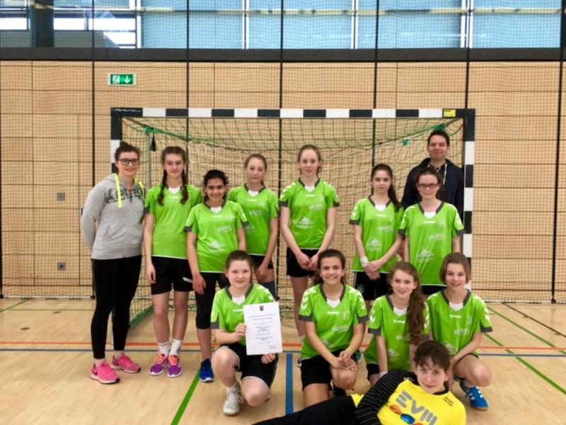 Handball Regionalsieger JtfO WK IV