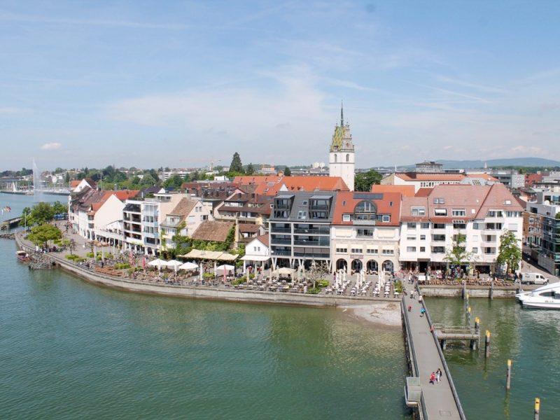 Klassenfahrt der 10c nach Lindau am Bodensee