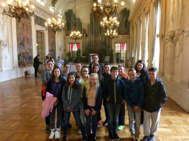 Schüleraustausch in Reims
