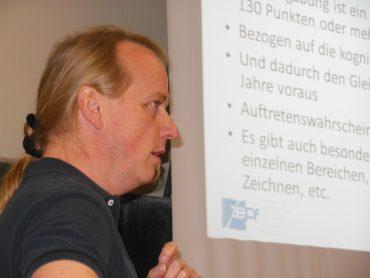 Leserechtschreibschwäche – Leserechtschreibstörung: Gesprächsabend mit Stephan Kolbe (Uni Koblenz/Landau)