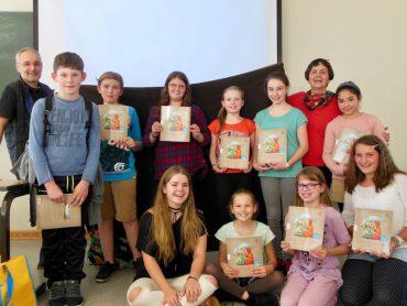 Sprache, die uns warm hält: Autorenlesung mit Irena Kobald