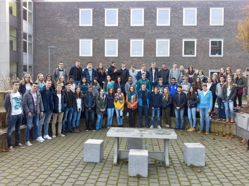 Our Day with American Students from Bitburg