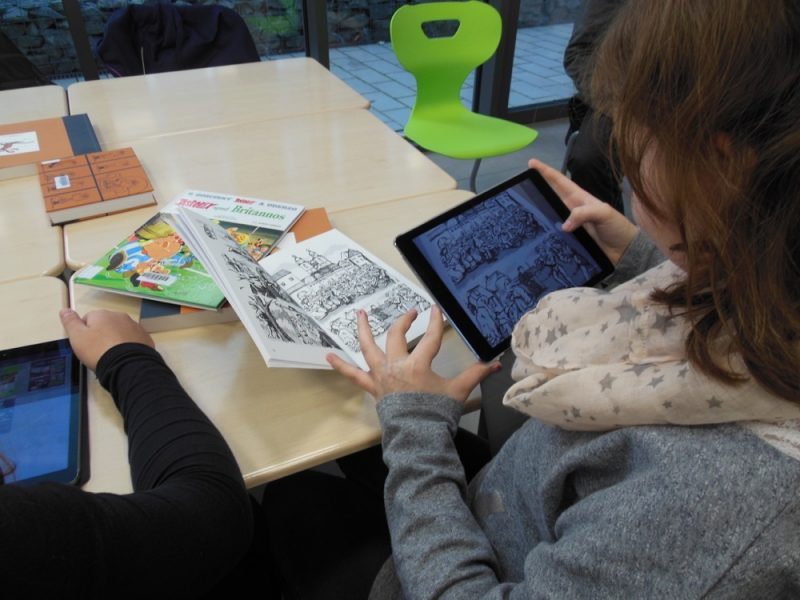 Medienworkshop – Auszeichnung der Stiftung Lesen
