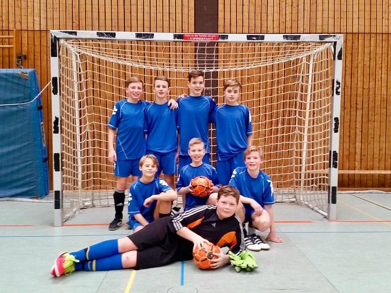 Qualifizierung für den Regionalentscheid im Fritz-Walter-Cup