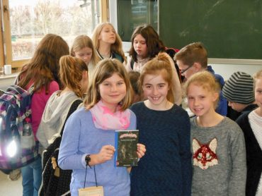 Literaturwerkstatt für die 5. Klassen mit dem Kinder- und Jugendbuchautor Stefan Gemmel