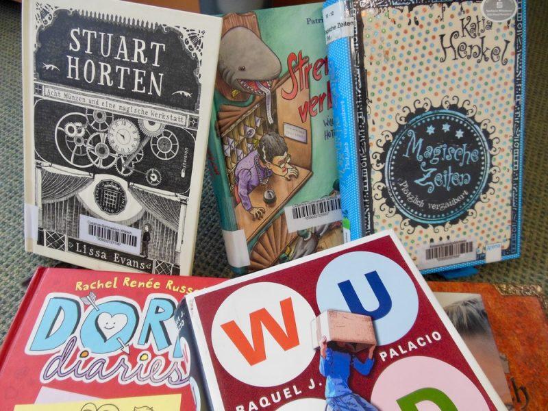 10 tolle Bücher für die Osterferien