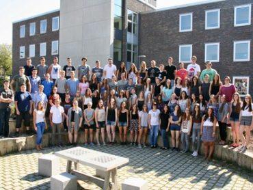 Abiturfeier 2017: 78 Abiturientinnen und Abiturienten haben das Abitur erfolgreich bestanden
