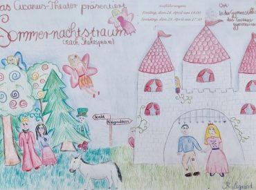 """""""Sommernachtstraum"""" von William Shakespeare  – präsentiert von unserem Cusanus-Theater"""