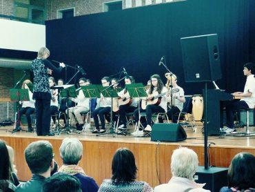 Mitreißendes Fest für die Sinne – unser Schulkonzert 2017