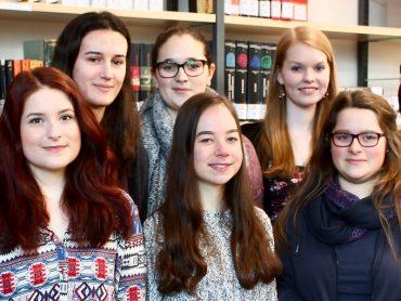 Bernhard-Clemens-Förderpreisträgerin Carmen Junk: Bestes Abitur der drei Wittlicher Schulen
