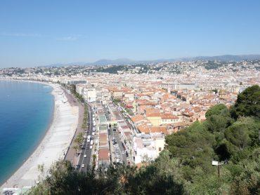 Kursfahrt an die Côte d'Azur 2017